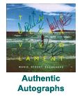 Authentic Autographs