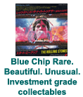 Blue Chip Rare. Beautiful. Unusual. Investment grade collectables